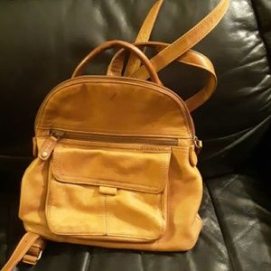 Fossil backpack